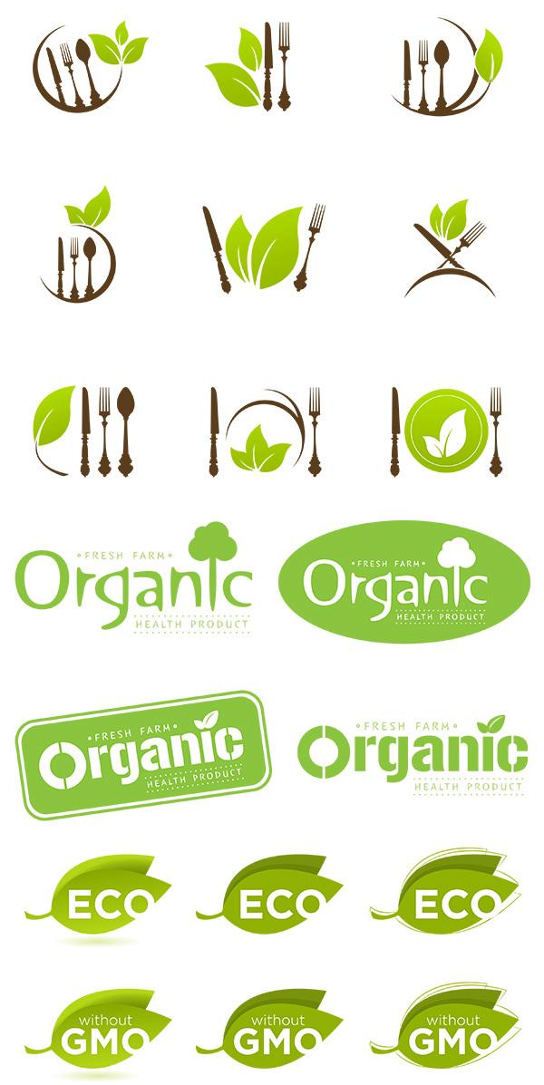 树叶logo